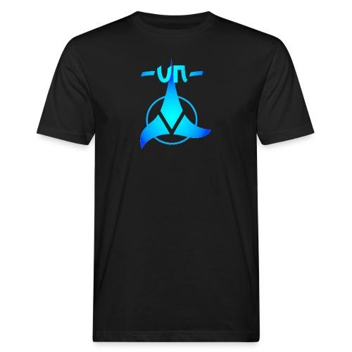 UNNICK Logo - Männer Bio-T-Shirt