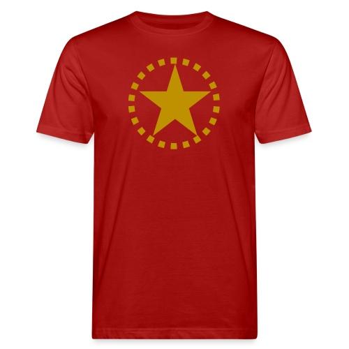 pixknapp png - Ekologisk T-shirt herr