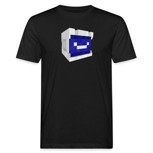 Rqb hoofd - Mannen Bio-T-shirt