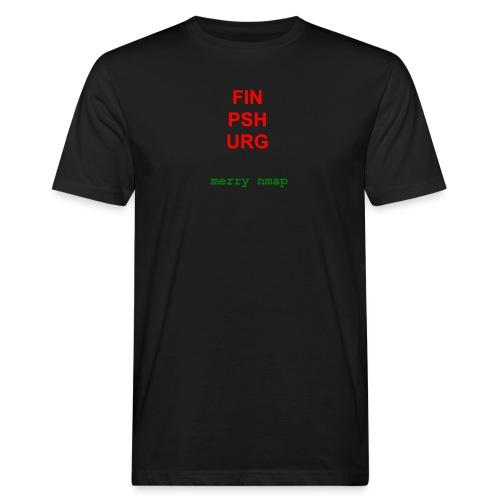 Merry nmap - Men's Organic T-Shirt