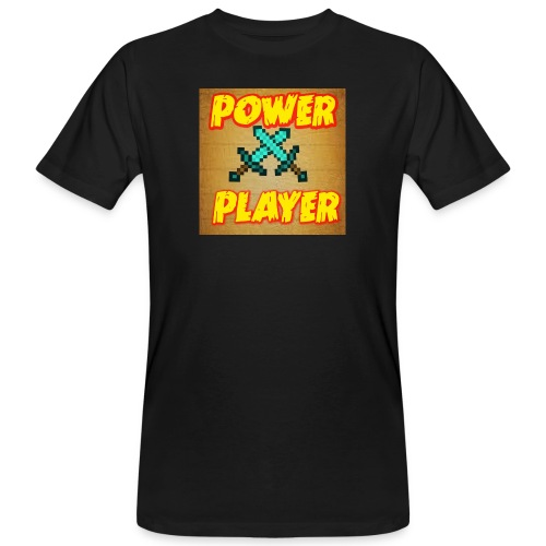 NUOVA LINEA POWER PLAYER - T-shirt ecologica da uomo