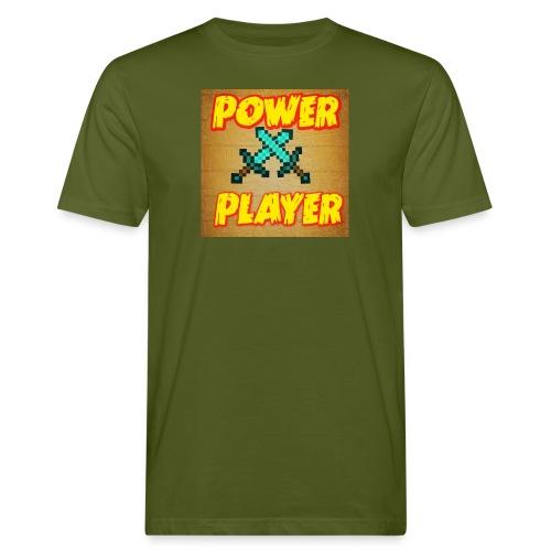 NUOVA LINEA POWER PLAYER - T-shirt ecologica da uomo