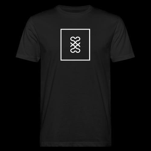 SELFISHADOWS LOGO QUADRATO rgb - T-shirt ecologica da uomo