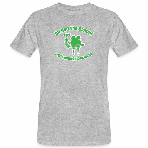 All Hail The Camel! - Men's Organic T-Shirt