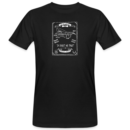Cut of Cricket - T-shirt bio Homme