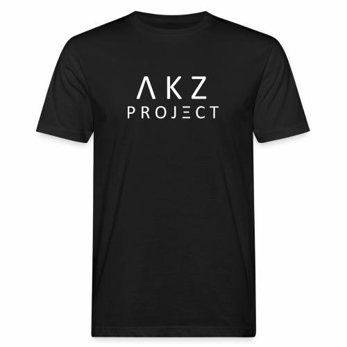 AKZ Project Titre complet - T-shirt bio Homme