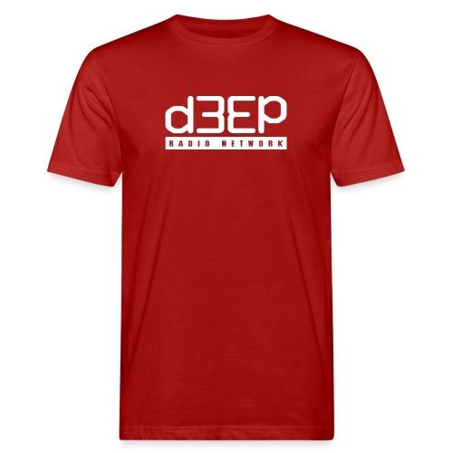 d3ep full white png - Men's Organic T-Shirt
