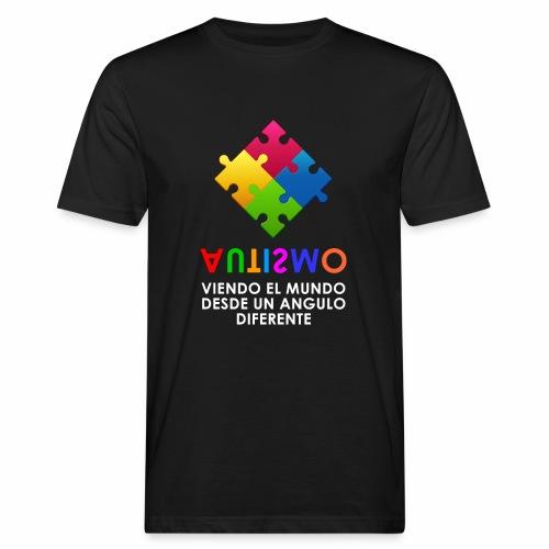 El Autismo según Yo soy Asperger - Camiseta ecológica hombre