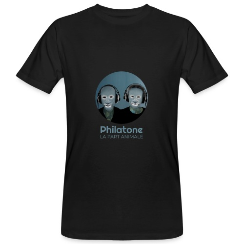 Philatone - La part animale - T-shirt bio Homme