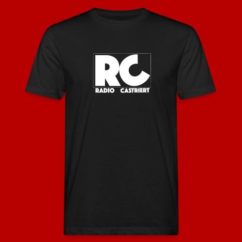 Radio CASTriert 2017/2018 - Männer Bio-T-Shirt
