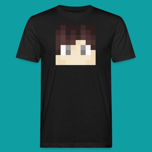 Craptian MClogo - Men's Organic T-Shirt