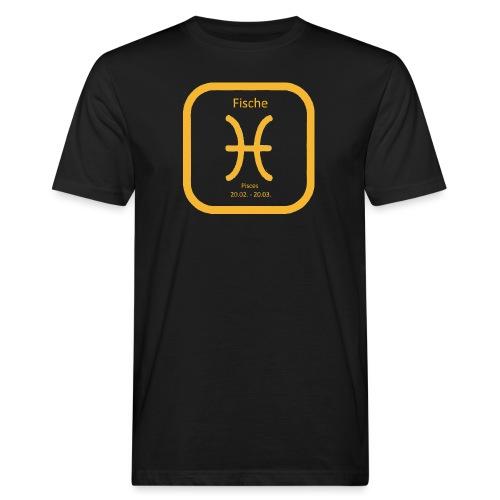 Horoskop fish12 - Ekologiczna koszulka męska