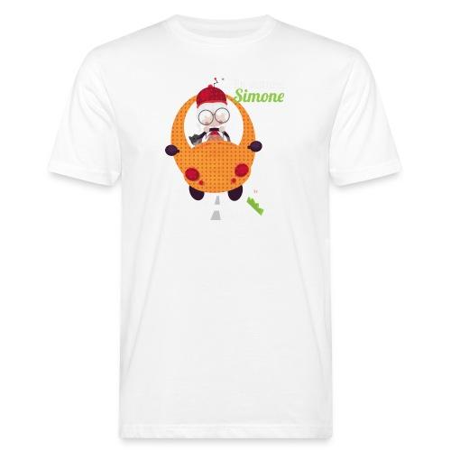 AUTOSIMONE - T-shirt bio Homme