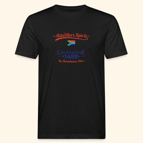 Adventure Spirit South Africa 1488 - Männer Bio-T-Shirt