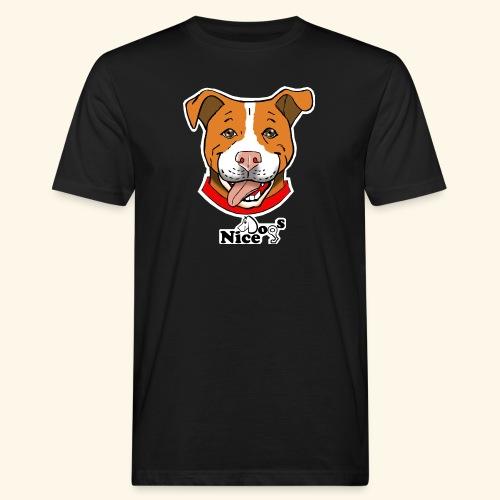 pitbull2 - T-shirt ecologica da uomo