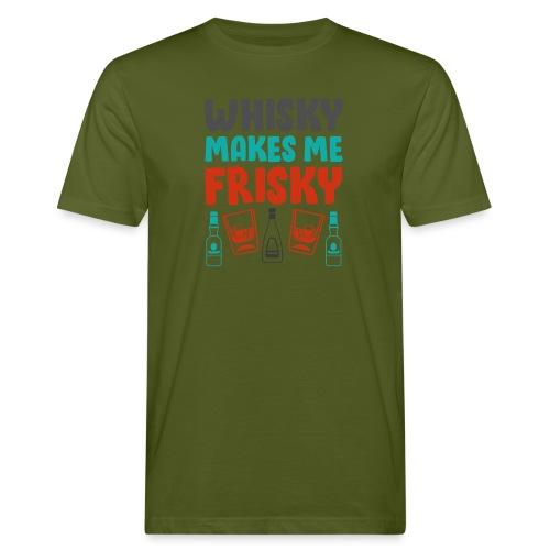 Whiskey Gift Idea - - Men's Organic T-Shirt