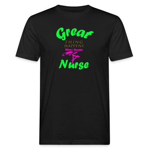 Great Nurse-Gift - T-shirt bio Homme