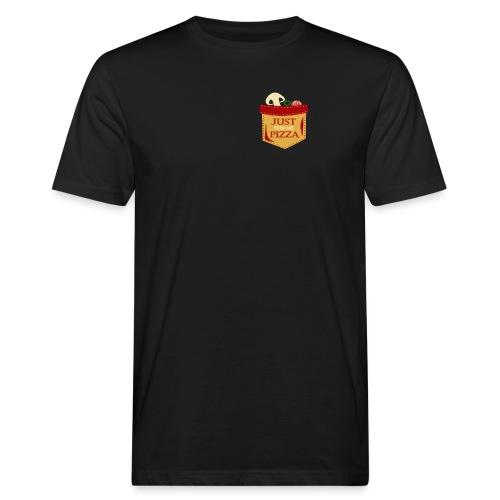 Dammi solo la pizza - T-shirt ecologica da uomo