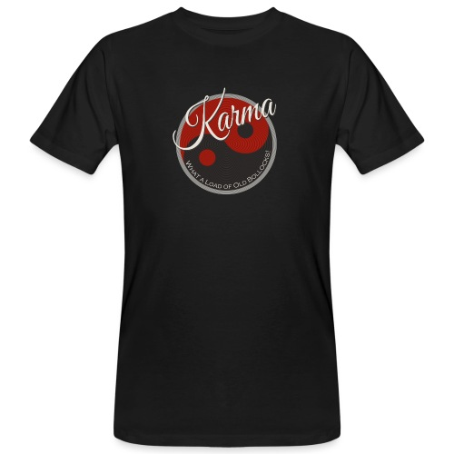 Karma B*llocks - Men's Organic T-Shirt