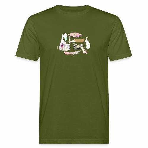 Pintular - Camiseta ecológica hombre
