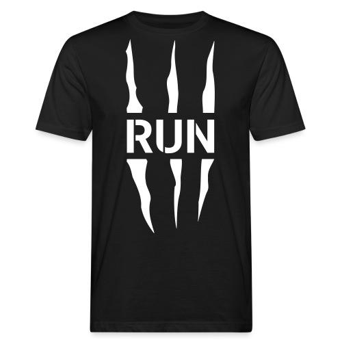 Run Scratch - T-shirt bio Homme