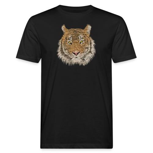 Tiger - Männer Bio-T-Shirt
