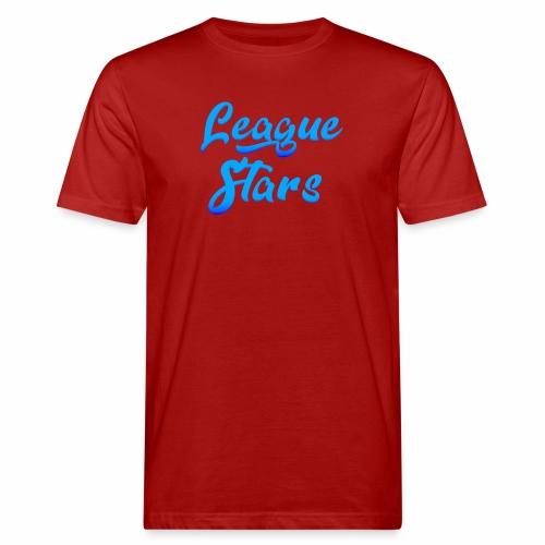 LeagueStars - Mannen Bio-T-shirt