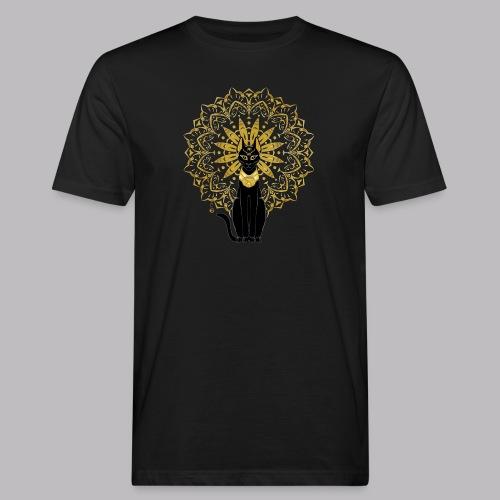 Golden Bastet - T-shirt ecologica da uomo