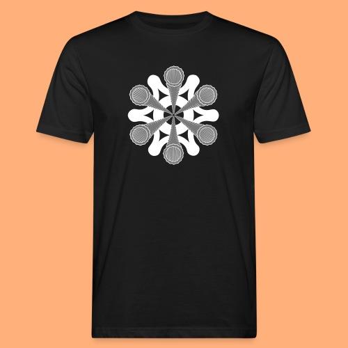 vortex - T-shirt bio Homme