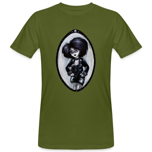 Trad Goth Art by E. R. Whittingham - Men's Organic T-Shirt