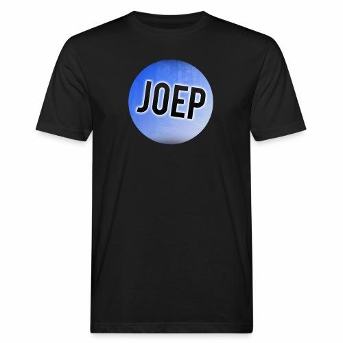 Mannen T-Shirt met logo - Mannen Bio-T-shirt
