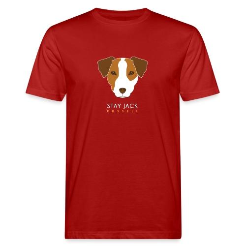 Jack Russell - T-shirt ecologica da uomo