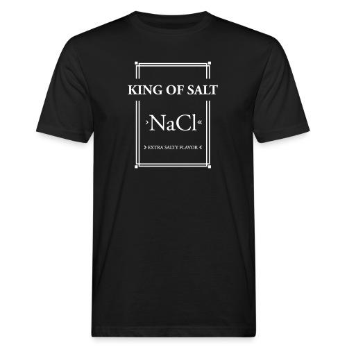 King of Salt - Männer Bio-T-Shirt