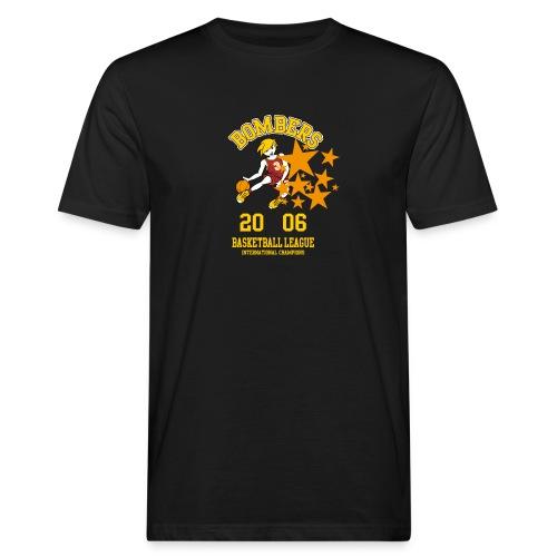 tshirt design bomber kinder - Männer Bio-T-Shirt