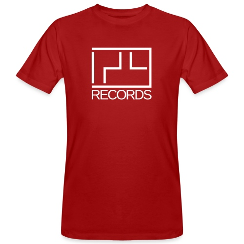 129 Records - Men's Organic T-Shirt
