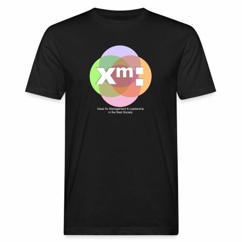xm-institute - Männer Bio-T-Shirt