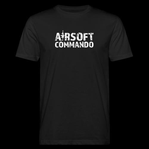 Airsoft Commando - Männer Bio-T-Shirt