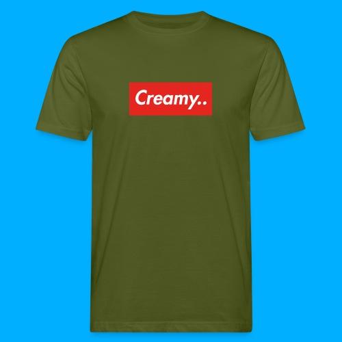 LIMITED EDITION Creamy... Shirts - Men's Organic T-Shirt