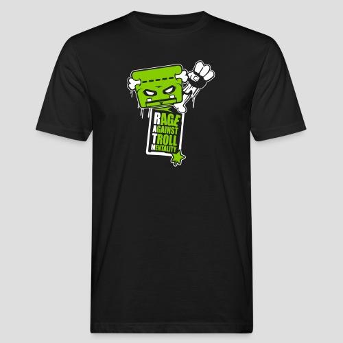 Rage against Trolls - T-shirt bio Homme