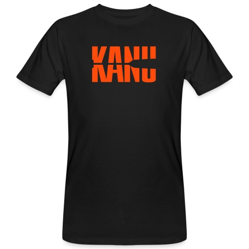 Kanu Kanute Wassersport Paddel 1c - Männer Bio-T-Shirt