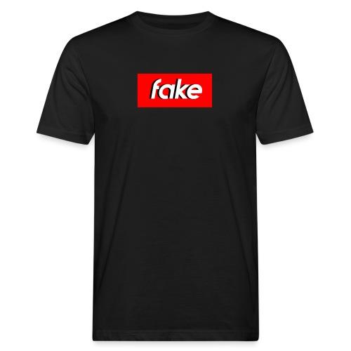 shadow logo - T-shirt ecologica da uomo