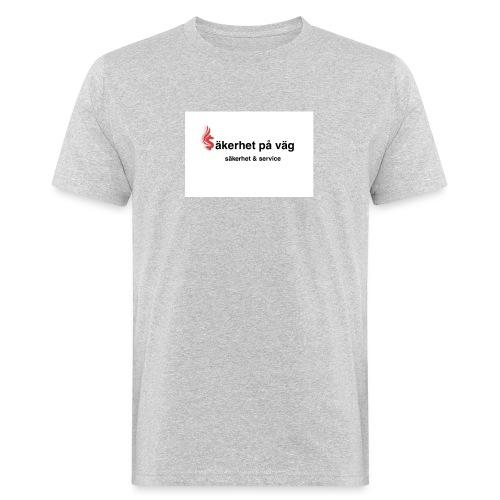 SakerhetPaVag - Ekologisk T-shirt herr