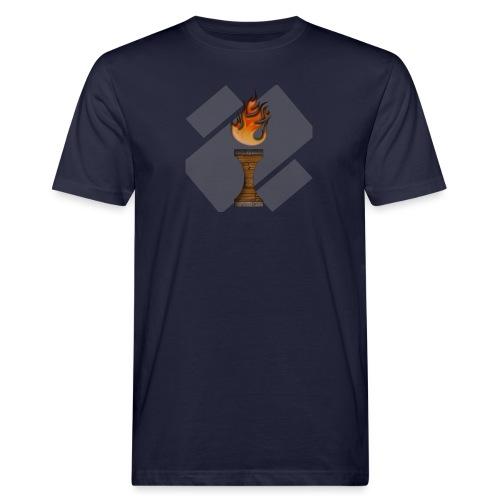 La Flamme de La Ilteam ! - T-shirt bio Homme