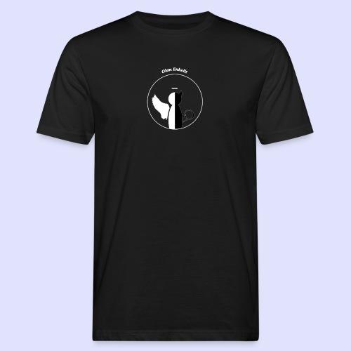 olanenkeli - Miesten luonnonmukainen t-paita