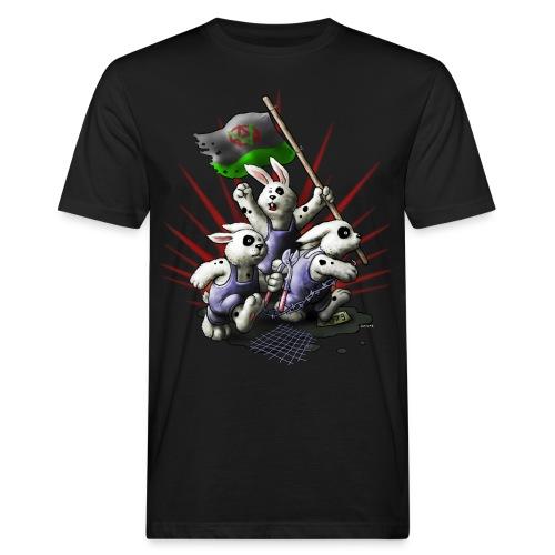 Revolution - Männer Bio-T-Shirt