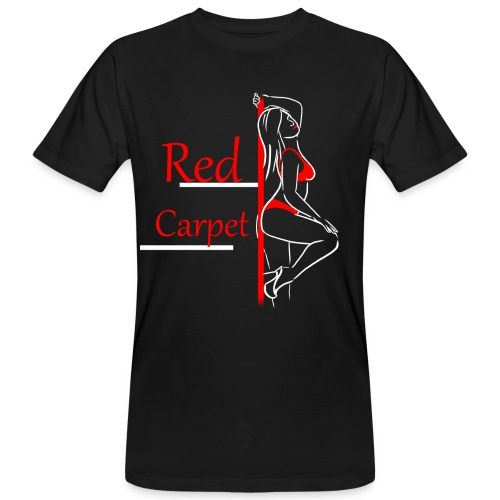 red carpet - T-shirt bio Homme