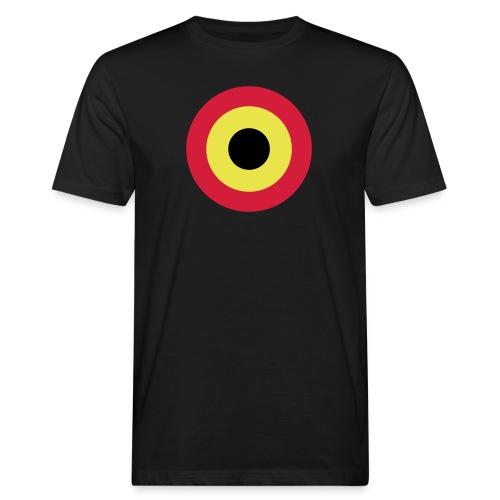 Couleurs Belgique - Belgium - Belgie - T-shirt bio Homme