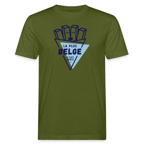 La+Belge - T-shirt bio Homme