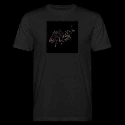 -Logo Qrust- - T-shirt bio Homme