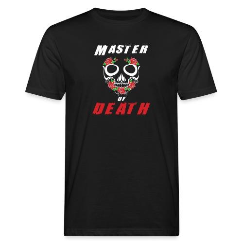 Master of death - white - Ekologiczna koszulka męska
